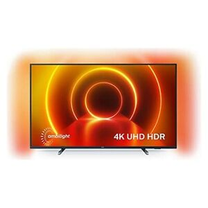 Philips 43PUS7805/12 43 Zoll 4K UHD LED-Smart TV - Grau