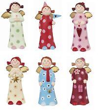 Himmlische Schwestern 6 verschiedene Modelle NEW EDTION 6 ca.12cm Keramik NEU
