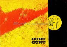 LP--GURU GURU UFO // FOC // EFA 03504 // GERMANY 1996