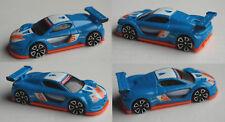 Hot wheels - Renault sport R.S.. 01 azul