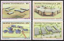 Bophuthatswana 1987 Mi 190-193 Hogescholen, Education MNH