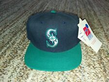 New listing New Vintage Seattle Mariners Sports Specialties Snapback Hat NWT NOS