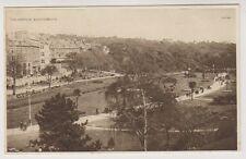 Dorset postcard - The Gardens, Bournemouth