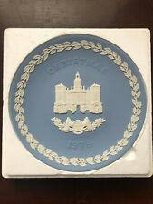 1978 WEDGEWOOD CHRISTMAS EDITION COLECTOR'S PLATE MADE IN ENGLAND