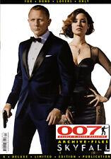 007 ARCHIVE FILES Magazine - SKYFALL - NEW