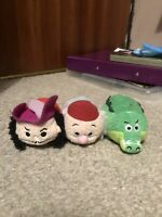 Disney Tsum Tsum Peter Pan Plush Bundle (NO TAGS)