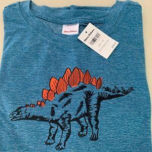 "Hanna Andersson Awesome Boys ""DINO"" Sunblock UV Shirt. 10-14 Years. 150 cm. Cool"
