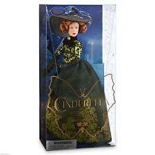 NEW - DISNEY - CINDERELLA - LADY TREMAINE - COLLECTOR'S BARBIE DOLL - GREAT GIFT