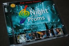 THE NIGHT OF THE PROMS 1999 - POP MEETS CLASSICS CD / BMG - 70562 2 / 1999