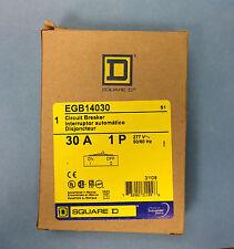 New  Sq 30A 1P EGB14030 Circuit Breaker