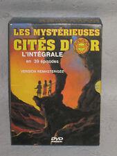 LES MYSTERIEUSES CITES D'OR - Coffret L'Intégrale en 4 DVD