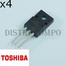 2SK3566 Transistor Mosfet 2.5A 900V TO-220ISO Toshiba (lot de 4)