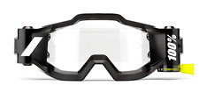 RIDE 100% PERCENT NEW MX FORECAST Roll Off SYSTEM Motocross Goggle Roll-Off