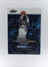 2002-03 Topps Finest #100 MICHAEL JORDAN Washington Wizards Card