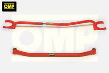 OMP UPPER/LOWER STRUT BRACE CINQUECENTO 1.1 SPORTING