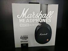 2017 MARSHALL MONITOR Over-Ear Bluetooth Headphones DJ BLACK  Sports headset