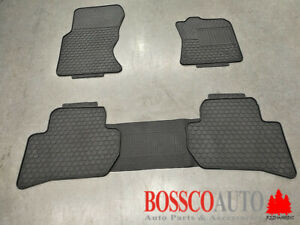 All Weather Rubber Floor Mats suitable for Land Rover Range Rover Velar 17-20