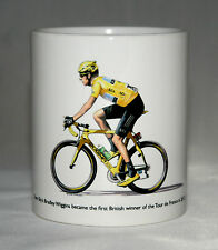 Cycling Mug. Bradley Wiggins, 2012 Tour de France Winner