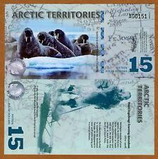 Arctic Territories, $15, 2011, Polymer, UNC > Walrus