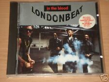 Londonbeat in the blood CD 12 titolo a better Love/No Woman No Cry (YZ)