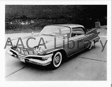 1960 Dodge PD2H Polara Four Door Hardtop, Factory Photo (Ref. # 38841)