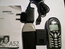 Siemens a 52 SIM d2 + D 1 colore: BLU/GRIGIO Quaderno pacchetto accessori Gebr tipo N. 12040