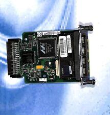 Cisco HWIC-4ESW EtherSwitch module with HOLOGRAM GUARANTEED GENUINE