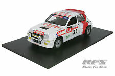 Renault 5 Turbo - Torre / de la Foata - Rallye Tour de Corse 1986 - 1:18 UH 4545