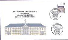 BRD 1997: Schloß Bellevue in Berlin! SWK-FDC der Nr. 1935! Berlin-Stempel! 1806