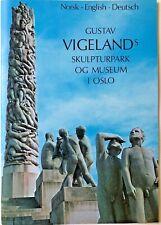 Gustav Vigeland's Skulpturpard Og Museum I Oslo by Tone Wikborg