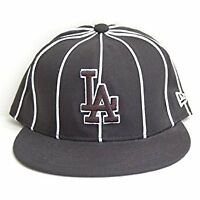 New Era Custom Los Angeles Dodgers Fitted Hat - 7 3/4