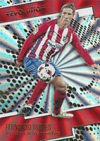 2017 Panini Revolution Soccer - Sunburst Parallel - Atletico de Madrid 119-128