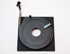 Sinar Platine Lensboard Copal 0, Compur 0, f. P2, P, X, F2, Norma, F, Horseman,