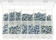 Assortment Box of Self-Tapping Screws Pan Head - Pozi (Small Sizes)