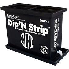 CCI DST-1 - 30 Gallon Screen Printing Dip Tank-Spigot-Screen Hold Down-Lid