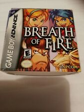 Breath of Fire - Nintendo GBA - Complete & Boxed