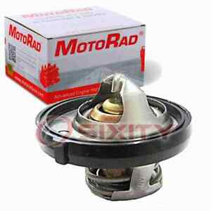 MotoRad Engine Coolant Thermostat for 2011-2014 Chrysler 200 Cooling Housing lb