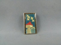 1988 Winter Olympic Games Pin - Opening Ceremonies Pin - Hard to Find