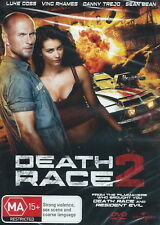 Death Race 2 - Action / Thriller / Strong Violence - Luke Goss - NEW DVD