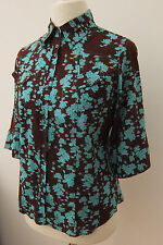 Marks and Spencer Floral Long Sleeve Casual Women's Tops & Shirts