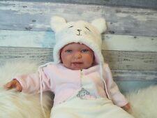 ninisingen Reborn Baby Reallife Anne_Marie Puppe Babypuppe Rebornbaby ca.55 cm