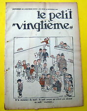 TINTIN HERGE PETIT VINGTIEME 1931 NO 46 BON ETAT