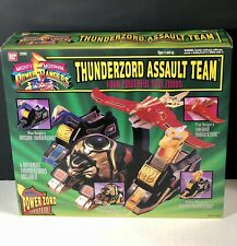Bandai Morphin Power Rangers Thunderzord Assault Team Set MIB 1994