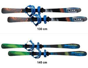 Whitewoods OUTLANDER Cross Country Skis & Bindings - Snowshoe Grip, Nordic Glide