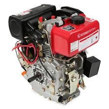EBERTH 4,2PS Dieselmotor Standmotor Kartmotor Motor 4-Takt E-Start 19,05mm Welle