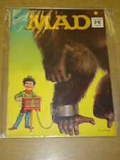 MAD MAGAZINE #69 FN THORPE AND PORTER UK MAGAZINE
