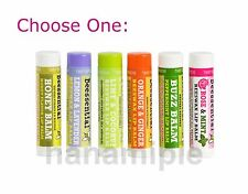 Beessential Beeswax Lip Balm Tube - Choose Your Flavor