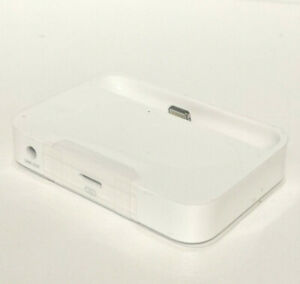Apple iPhone 5 / 5s Dock MF030ZM/A , Model A1505 , Docking Station mit Audio Out