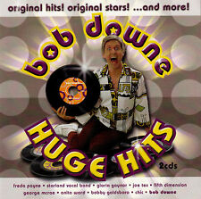 (70's) BOB DOWNE - HUGE HITS / VARIOUS ARTISTS - 2 CD SET