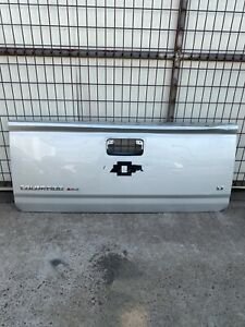 2015 2016 2017 2018 2019 CHEVROLET COLORADO TAILGATE OEM USED